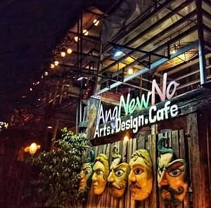 AngNewNo arts.design.cafe - On The Map Philippines