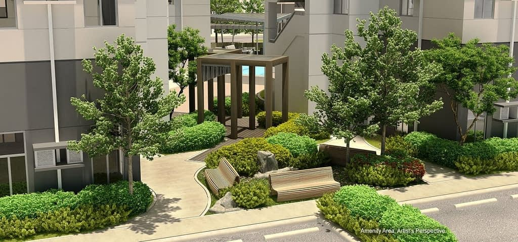 SMDC Charm Residences, Preselling 2 Bedroom Condominium Unit for Sale at Felix Avenue, Cainta near Ortigas Central Business District, Philippines