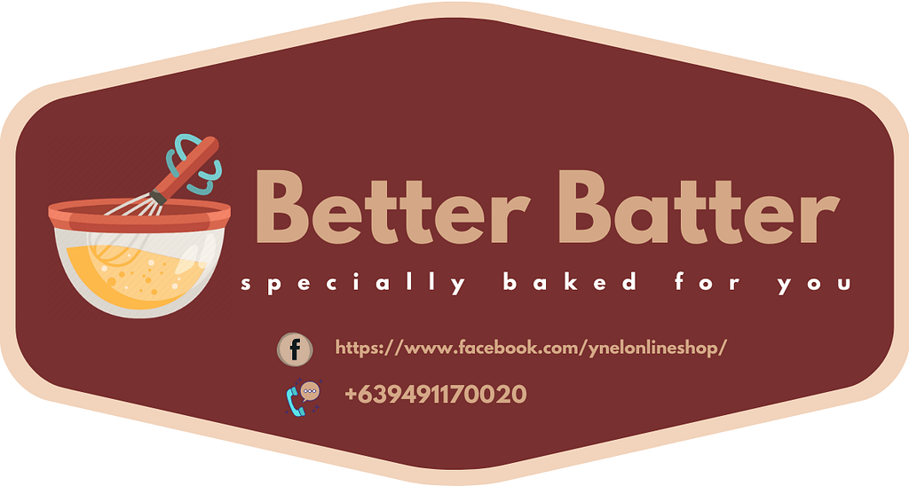 BETTER BATTER - On The Map Philippines