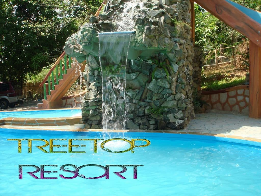 Treetop Private Resort - On The Map Philippines