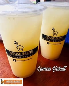 House Blend Milk Tea Shop