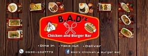 B.A.D'z Chicken and burger bar