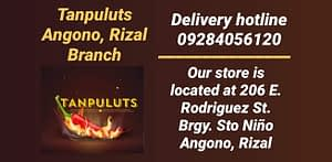 Tanpuluts Angono,Rizal Branch - On The Map Philippines