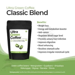 Ultra Green Coffee Express