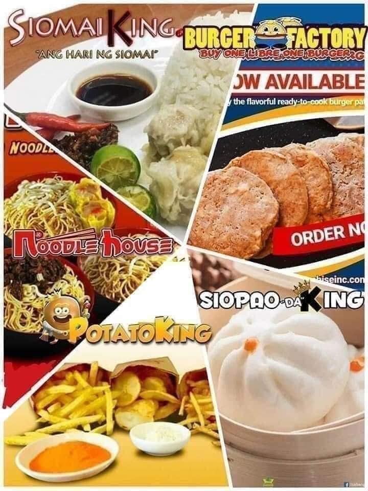 Siomai King Online Franchise by R&K