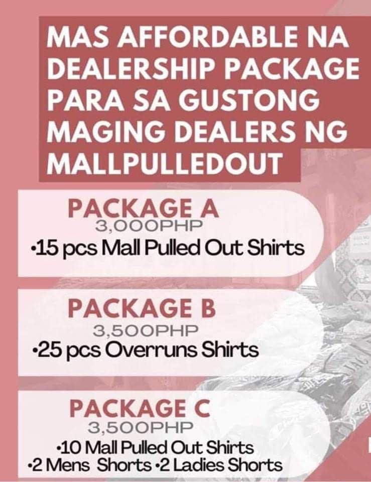JC Apparel Mall Pulled Out & Branded Overuns Supplier