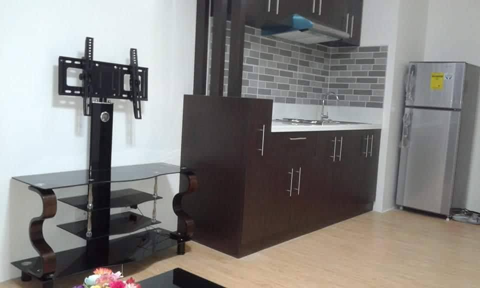 FULLY FURNISHED CONDO UNIT AMAIA SKIES CUBAO