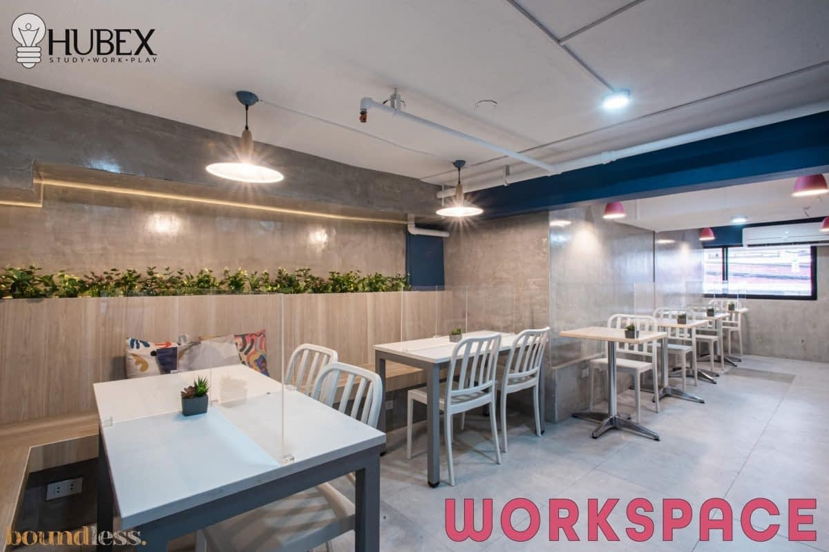 Hubex | Coworking Space