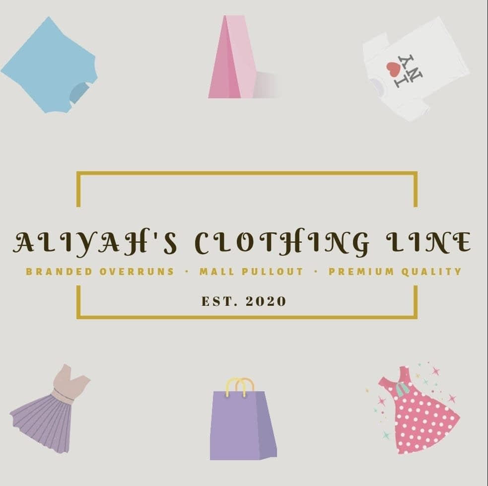 Aliyah's Clothing Line - On The Map Philippines